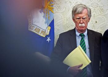 بولتون يصل إلى تركيا لإجراء مباحثات حول سوريا