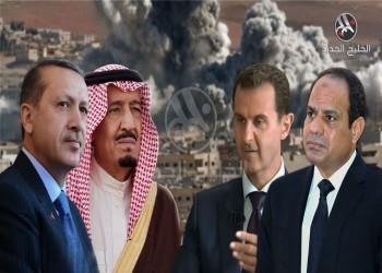 تفاصيل اجتماع خطير لاستخبارات مصر والسعودية والإمارات وإسرائيل