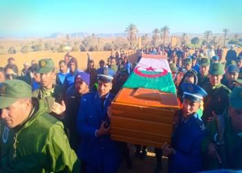 قضية مقتل رجل البئر تطيح بمسؤول جزائري