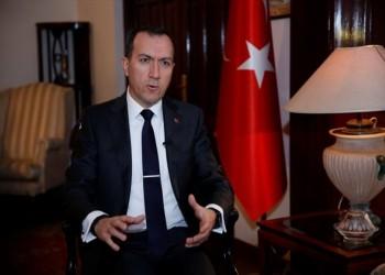 تركيا: نهدف لرفع حجم التجارة مع العراق إلى 20 مليار دولار