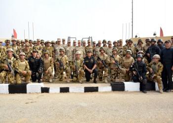 رئيس أركان الجيش المصري: نمتلك منظومة دفاعية وقتالية متكاملة