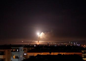 القصف الإسرائيلي لدمشق استهدف طائرة إيرانية محملة بالسلاح