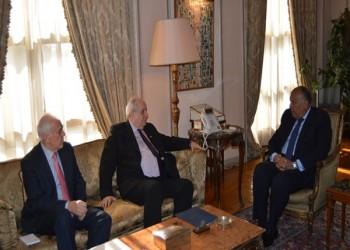 مصر واليونان تبحثان تعزيز التعاون في مجالات الطاقة
