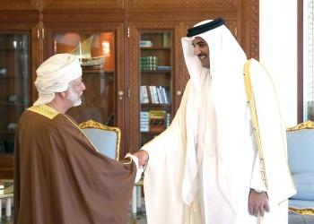 ضمن جولة خليجية.. وزير الخارجية العماني يلتقي أمير قطر