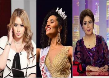 سعودية تسخر من إعلاميات كويتيات لإسائتهن لملكة جمال الجزائر