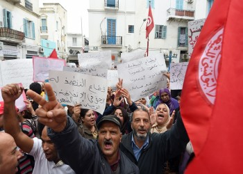 فشل الحوار بين عمال تونس والحكومة.. وإضراب الخميس