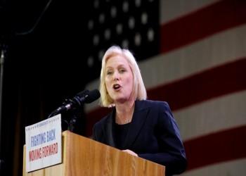عضو مجلس الشيوخ الديمقراطية غيليبراند تعلن ترشحها للرئاسة الأمريكية