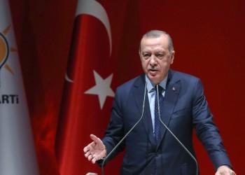 أردوغان: تفجير منبج يستهدف قرار الانسحاب الأمريكي من سوريا