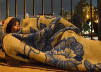 في مصر.. الفقراء يموتون بردا