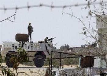 مقتل مسلح وإصابة 3 شرطيين واختطاف مسيحي في سيناء
