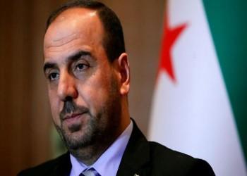 نصر الحريري: هناك فرصة طيبة لحل سياسي بسوريا الآن