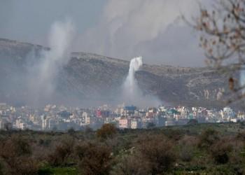 ارتفاع قتلى القصف الإسرائيلي قرب دمشق إلى 21 قتيلا