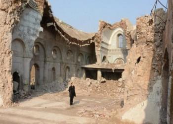 اتهامات لشركة بريطانية بنهب وتخريب كنائس أثرية في الموصل