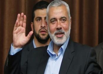 هنية يستعد لزيارة القاهرة على رأس وفد من حماس