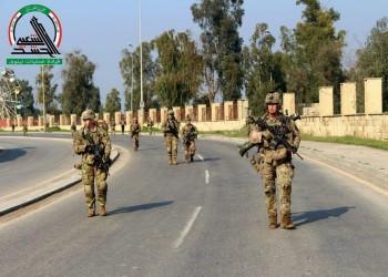 الحشد الشعبي يمنع جولة ميدانية راجلة للقوات الأمريكية بالموصل