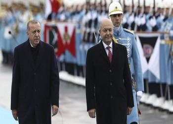 أردوغان يعتزم زيارة العراق بعد الانتخابات المحلية بتركيا