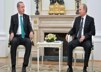 أردوغان: سأعقد اجتماعا مع بوتين بسوتشي 14 فبراير الجاري