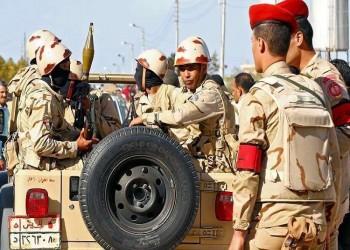 تقارير: الأمن المصري يقتل 7 مسلحين بمحافظة سيناء