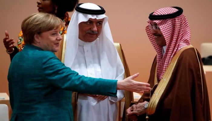 السعودية تعلن انطلاق جولة مشاورات سياسية مع ألمانيا