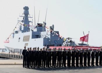 تمديد مهام القوات التركية في خليج عدن وبحر العرب