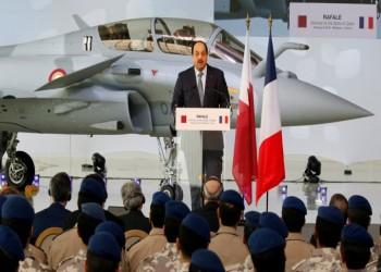 قطر تتسلم الدفعة الأولى من مقاتلات رافال الفرنسية
