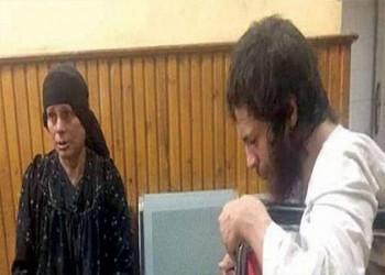 شاهد المنزل الذي احتجزت فيه أم مصرية ابنها لـ10 سنوات