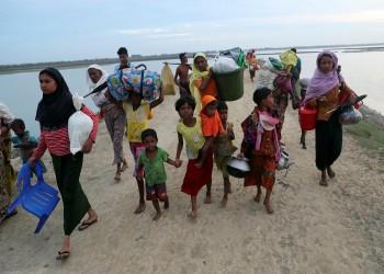 بنغلادش تعترض لاجئين من الروهينغا حاولوا الهرب لماليزيا