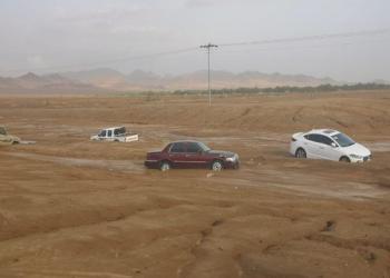السعودية.. طقس سيئ يقتل مواطنا وفقدان آخر بالمدينة المنورة