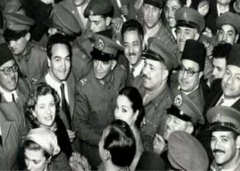 كتاب جديد يكشف اضطهاد نظام عبدالناصر لمحمد فوزي