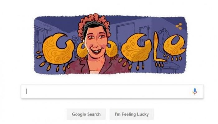 جوجل يحتفي بذكرى ميلاد أيقونة الكوميديا المصرية ماري منيب