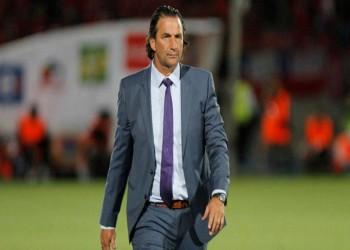 رسمياً.. إقالة الأرجنتيني بيتزي من تدريب المنتخب السعودي