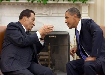 مبارك رفض طلبا لأوباما.. إعلامي مصري يكشف التفاصيل