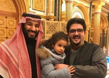 عبدالعزيز بن فهد يستقبل بن سلمان.. وناشطون ينتقدون تملقه