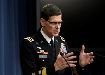 فوتيل: الجيش الأمريكي ينفذ أمر ترامب بالانسحاب من سوريا