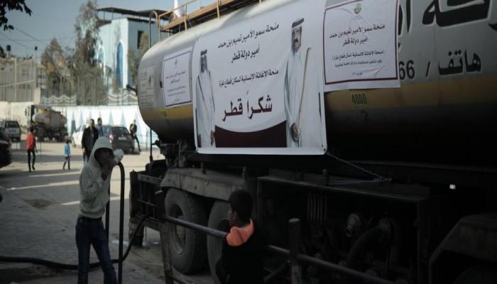 إعلام عبري يزعم: قطر لن تمدد تمويل كهرباء غزة