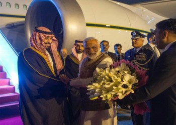 بن سلمان يصل الهند في ثاني محطات جولته الآسيوية