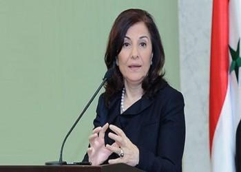 مستشارة الأسد ترفض فكرة منح الأكراد الحكم الذاتي