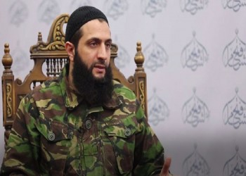 أنباء عن إصابة الجولاني بإدلب ونقله للعلاج في تركيا
