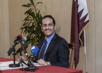 وزير خارجية قطر يتحدث عن تنحي بن سلمان فماذا قال؟