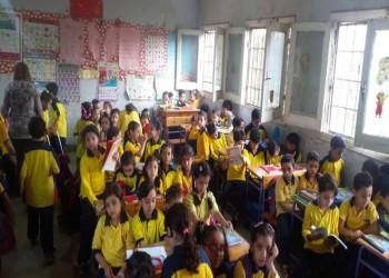 الحكومة المصرية تواجه مأزقا لبناء 86 ألف فصل دراسي سنويا