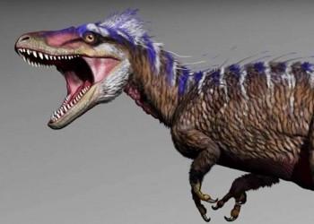 اكتشاف نذير الموت جد ملك الديناصورات الطاغية