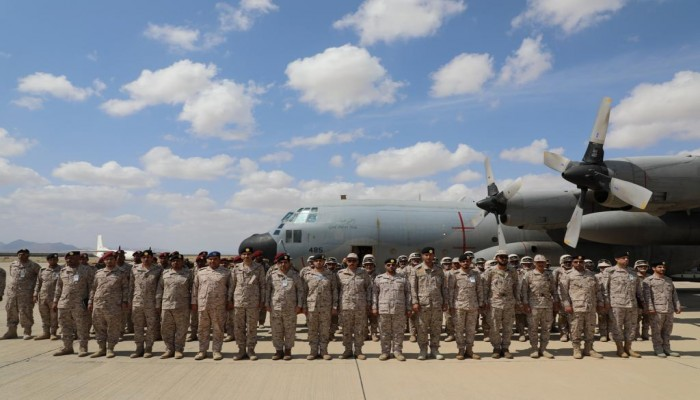 قوات سعودية تصل إلى السودان للمشاركة في تمرين بحري مشترك