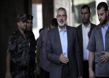 ملف مختطفي كتائب القسام على رأس مباحثات هنية بالقاهرة
