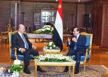 مصر تتطلع للمشاركة في إعادة إعمار العراق