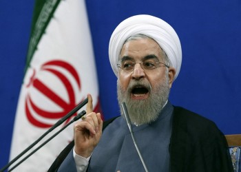 روحاني يجدد انتقاده لتدخل الحرس الثوري في الاقتصاد
