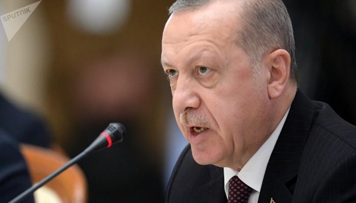 أردوغان يجدد هجومه على السيسي ويصفه بالانقلابي
