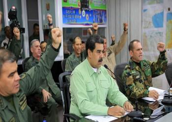 مادورو: يجب محاكمة غوايدو بعد عودته من كولومبيا