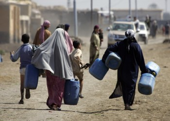 مصر تعترف بتناقص حصة المواطنين في مياه الشرب