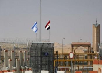 إطلاق نار على مركبة للجيش الإسرائيلي قرب الحدود المصرية