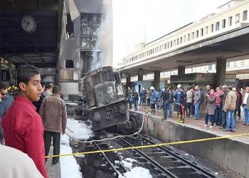 إعدامات السيسي «أخلاق» وضحايا القطار «إخوان»!